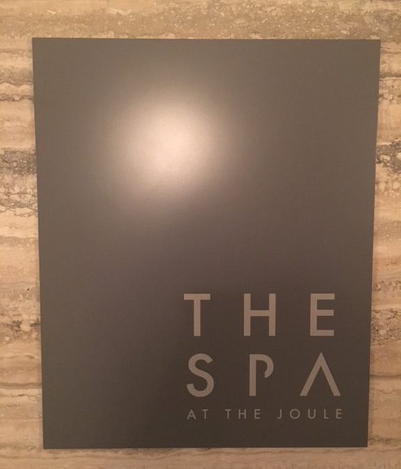 Spa-Peek: The Spa at The Joule Hotel