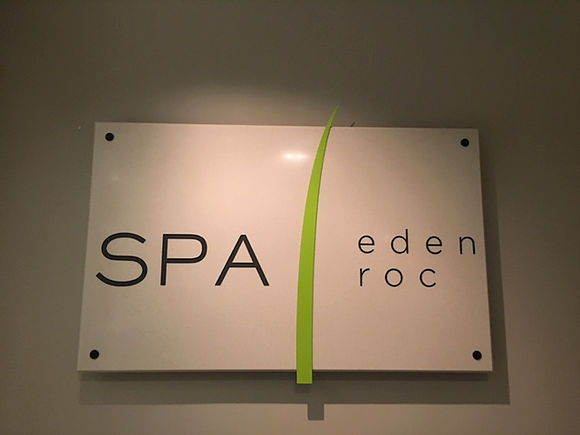 Spa-Peek: Spa at Eden Roc
