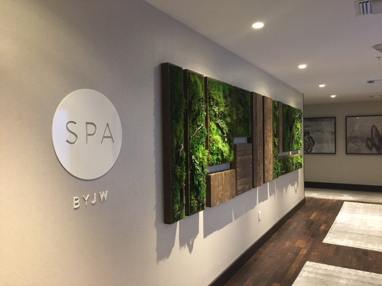 Spa-Peek: JW Marriott Downtown Houston