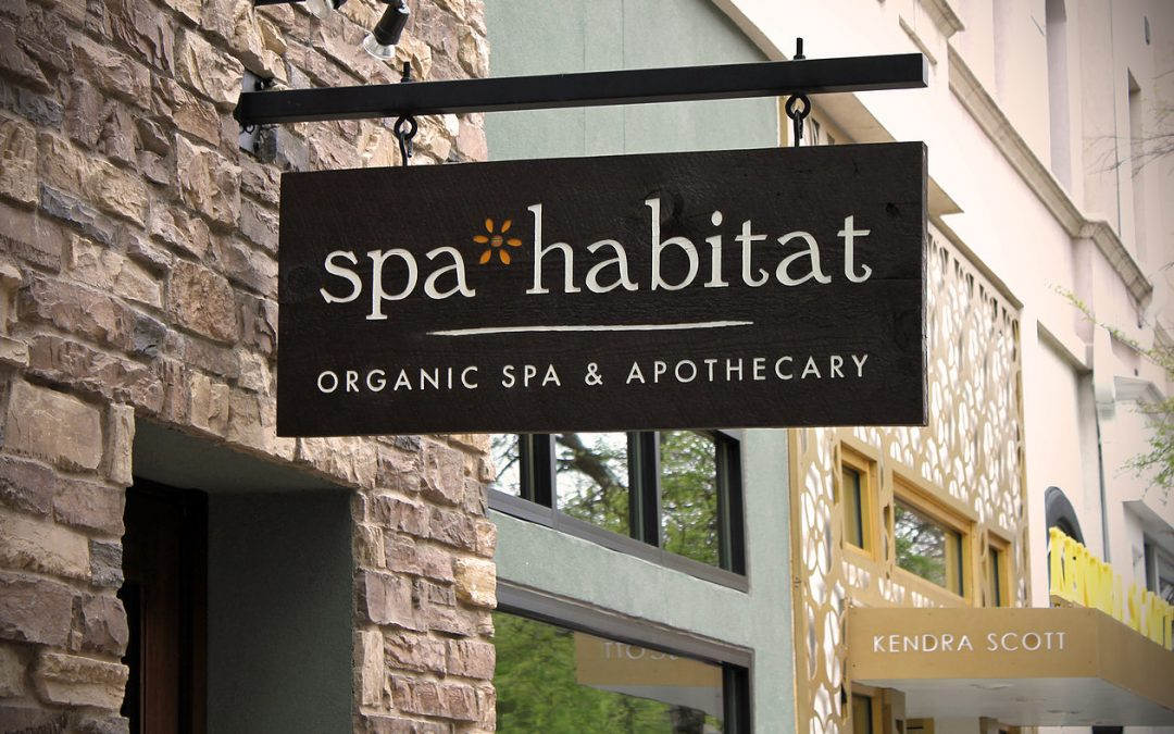 Spa-Peek: Spa Habitat – West Village (Dallas)