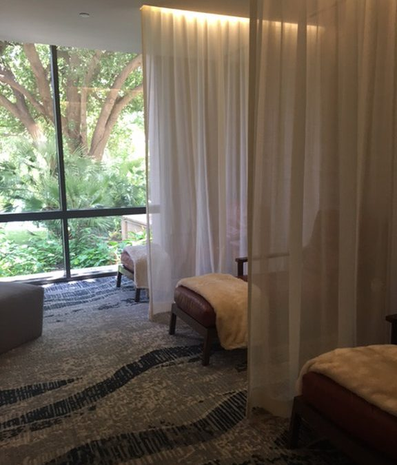 Spa-Peek: Four Seasons Spa (Austin)