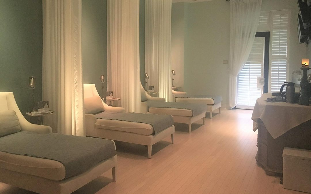 Spa-Peek: Escape to The Spa at Éilan